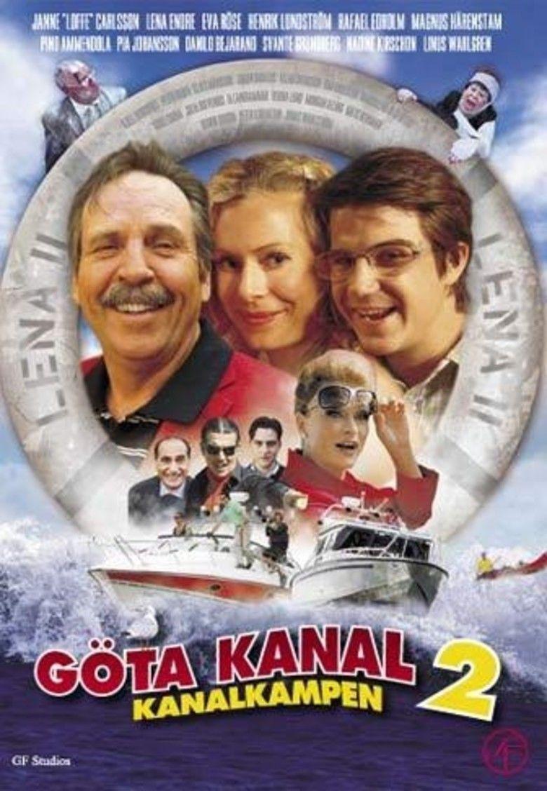 Gota kanal 2 Kanalkampen movie poster