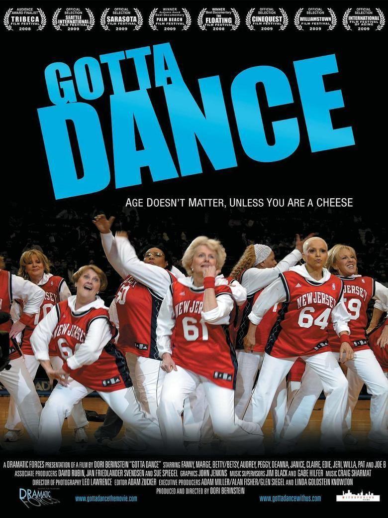Gotta Dance movie poster