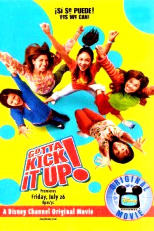 Gotta Kick It Up! movie poster