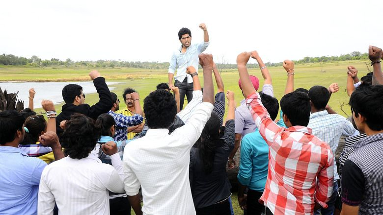 Gouravam (2013 film) movie scenes