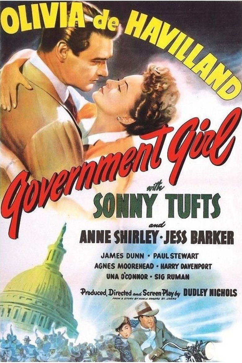 Government Girl movie poster