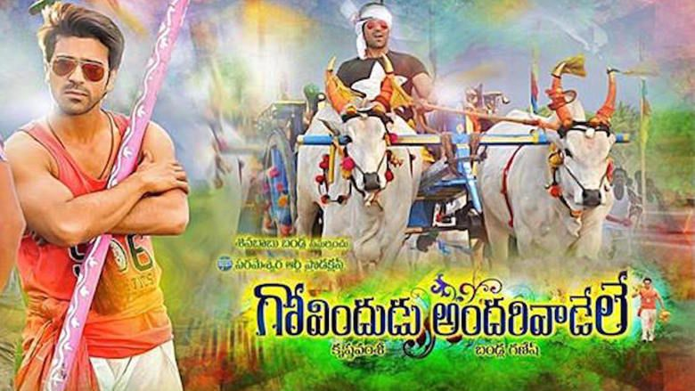Govindudu Andarivadele movie scenes