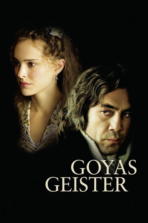 Goyas Ghosts movie poster