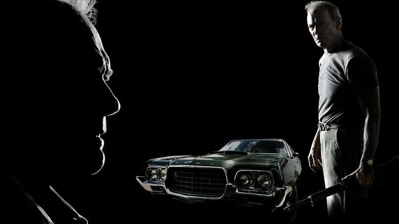Gran Torino movie scenes