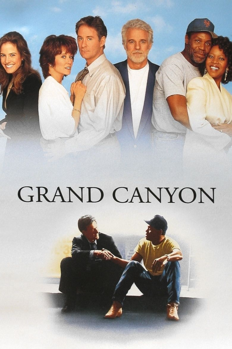 Grand Canyon (1991 film) movie poster