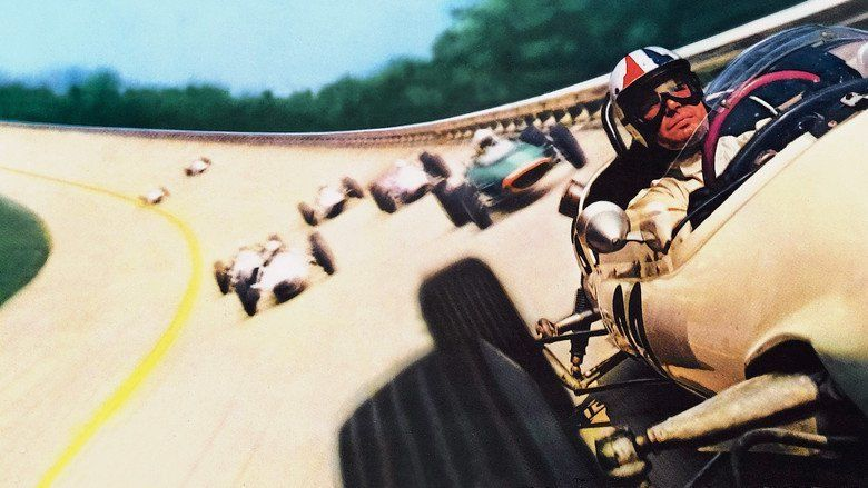 Grand Prix (1966 film) movie scenes