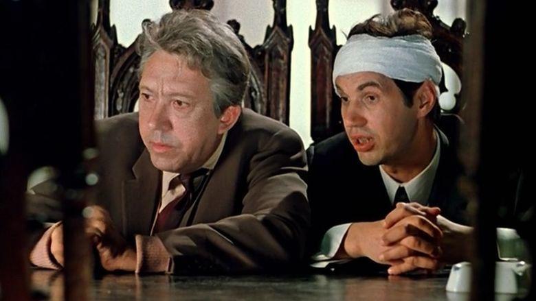 Grandads Robbers movie scenes