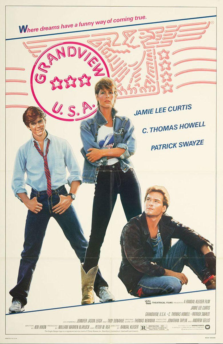Grandview, USA movie poster