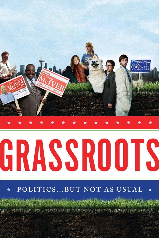 Grassroots (film) movie poster