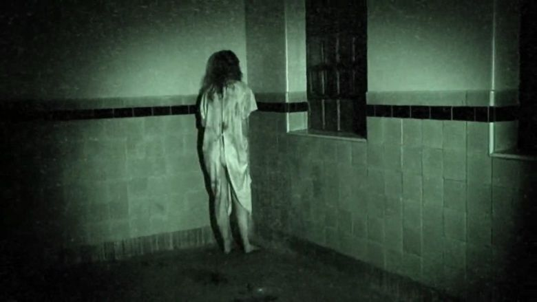Grave Encounters movie scenes