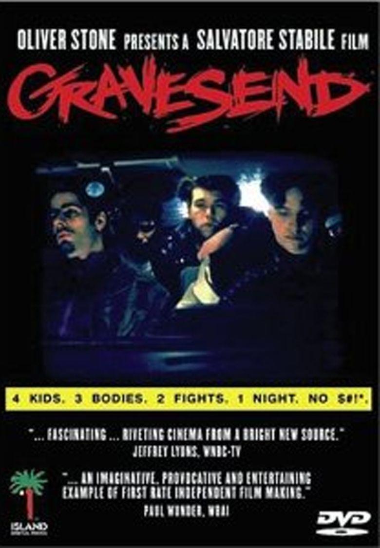 Gravesend (film) movie poster