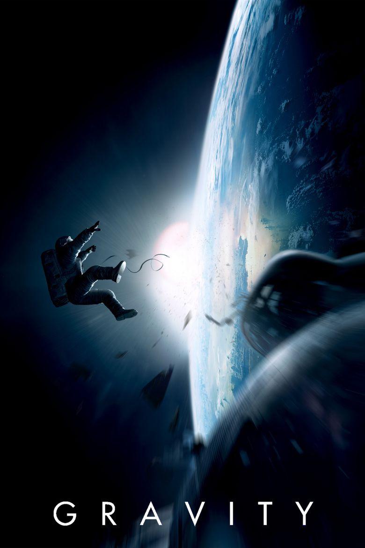 Gravity (film) movie poster