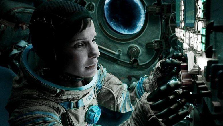 Gravity (film) movie scenes