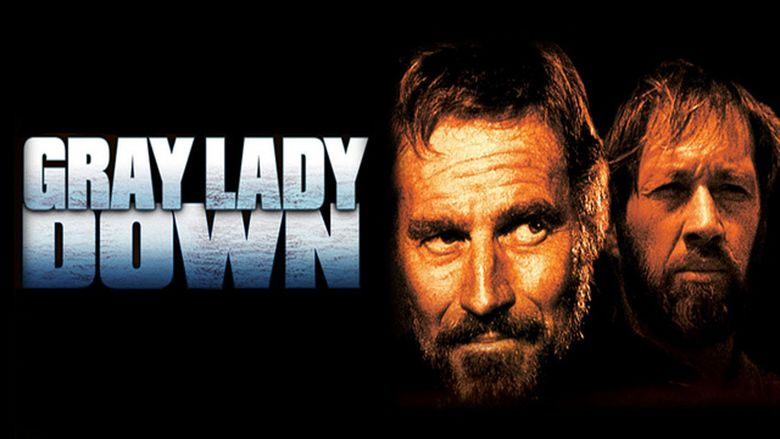 Gray Lady Down movie scenes