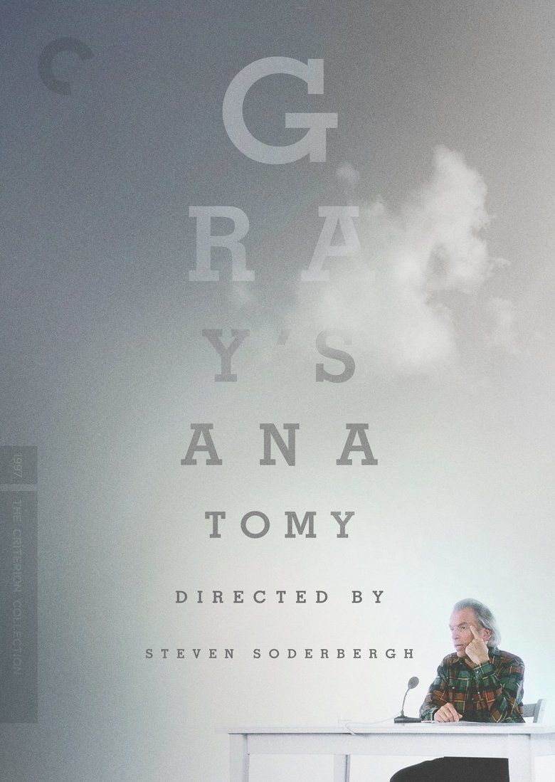 Grays Anatomy (film) movie poster