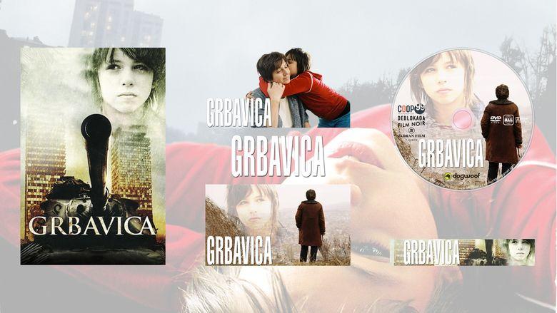 Grbavica (film) movie scenes