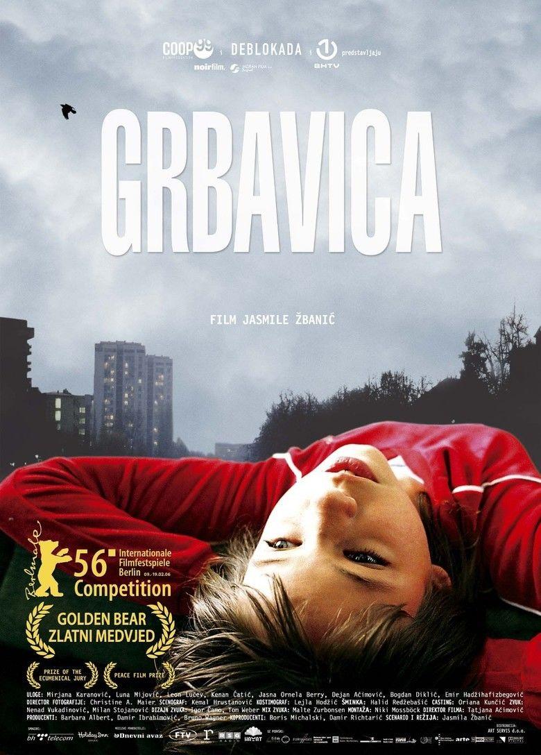 Grbavica (film) movie poster