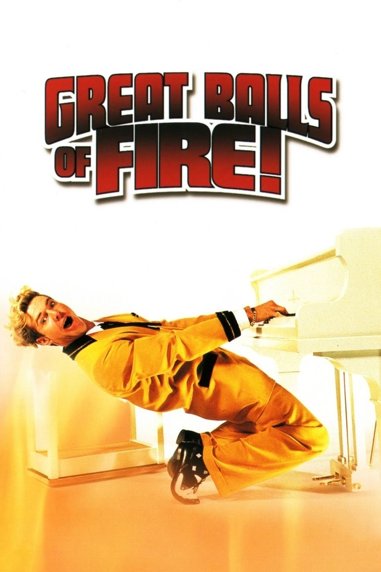 Great Balls of Fire! (film) movie poster