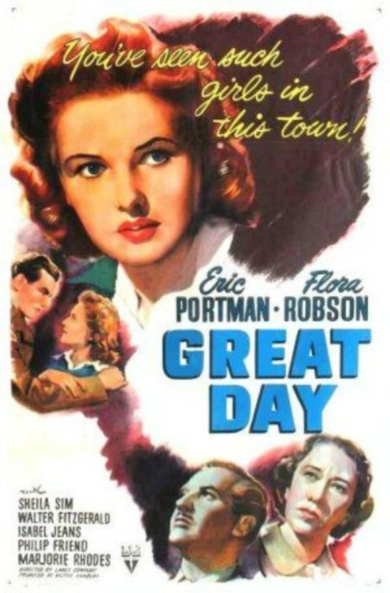 Great Day (1945 film) movie poster