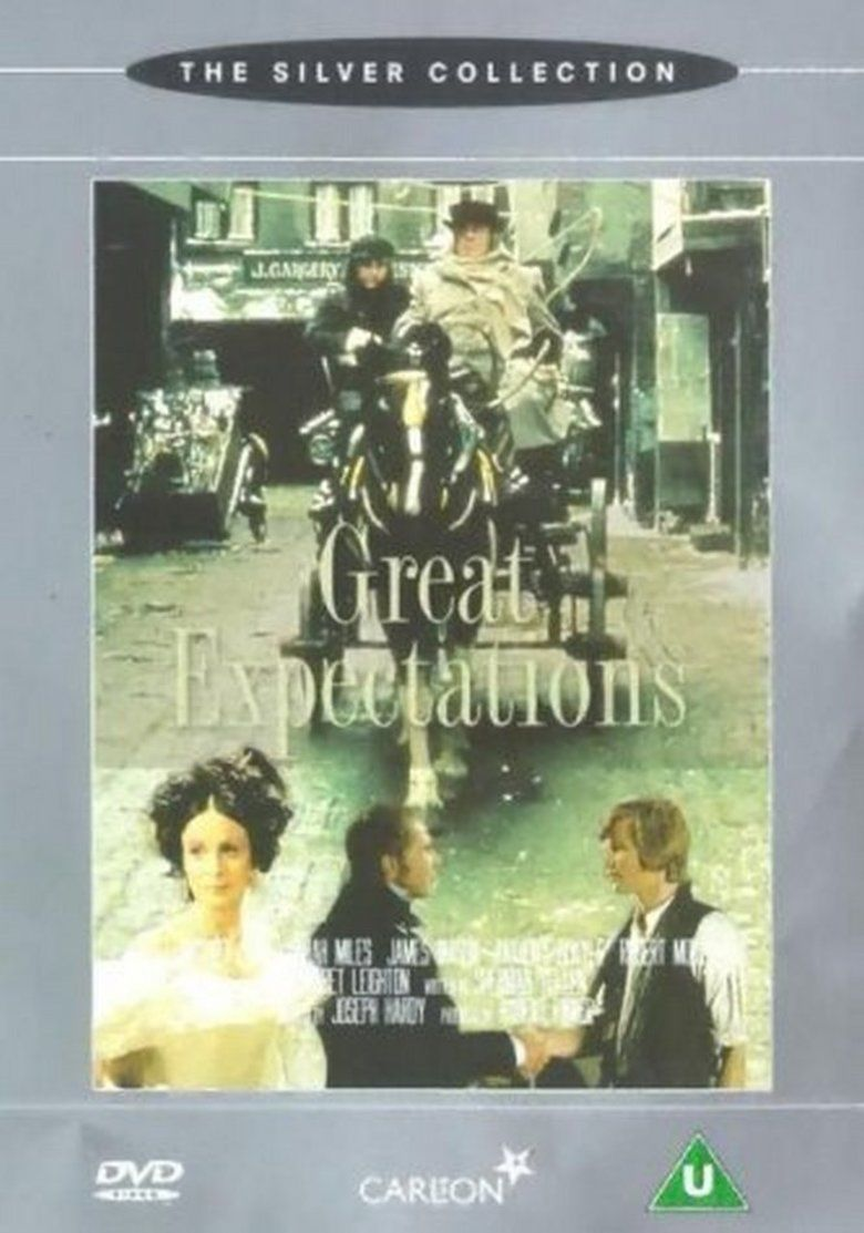 Great Expectations (1974 film) movie poster