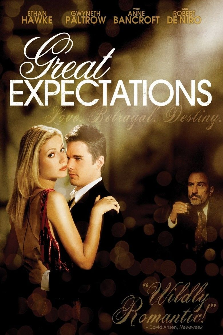 Great Expectations (1998 film) movie poster