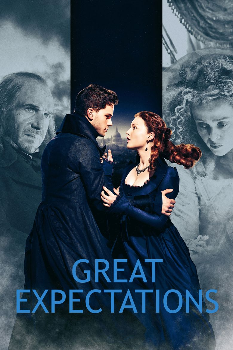 Great Expectations (2012 film) movie poster