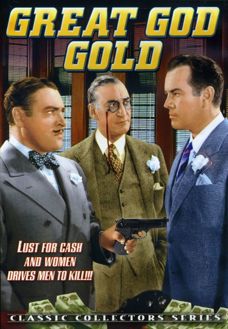 Great God Gold movie poster