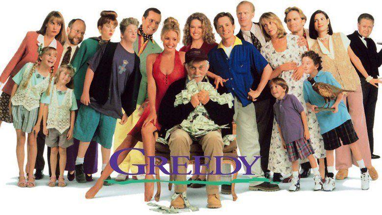 Greedy (film) movie scenes