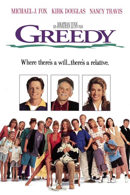 Greedy (film) movie poster