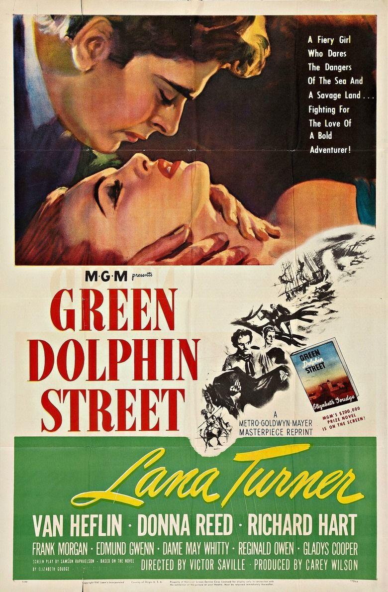 Green Dolphin Street movie poster