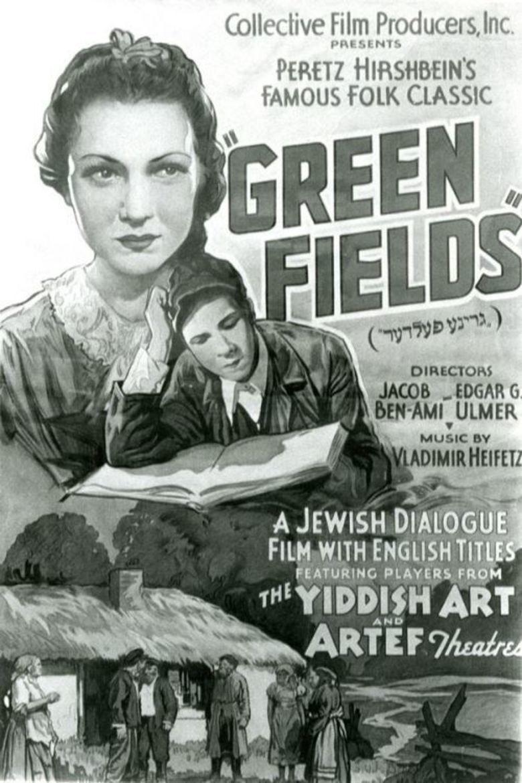 Green Fields (film) movie poster