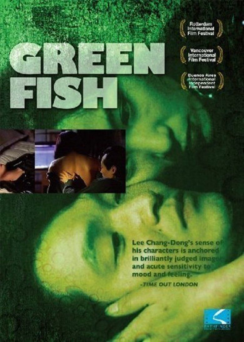 Green Fish movie poster