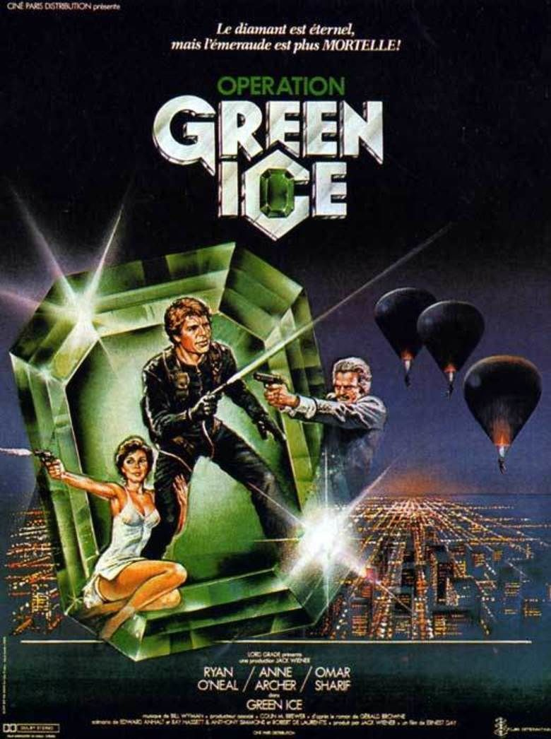 Green Ice movie poster