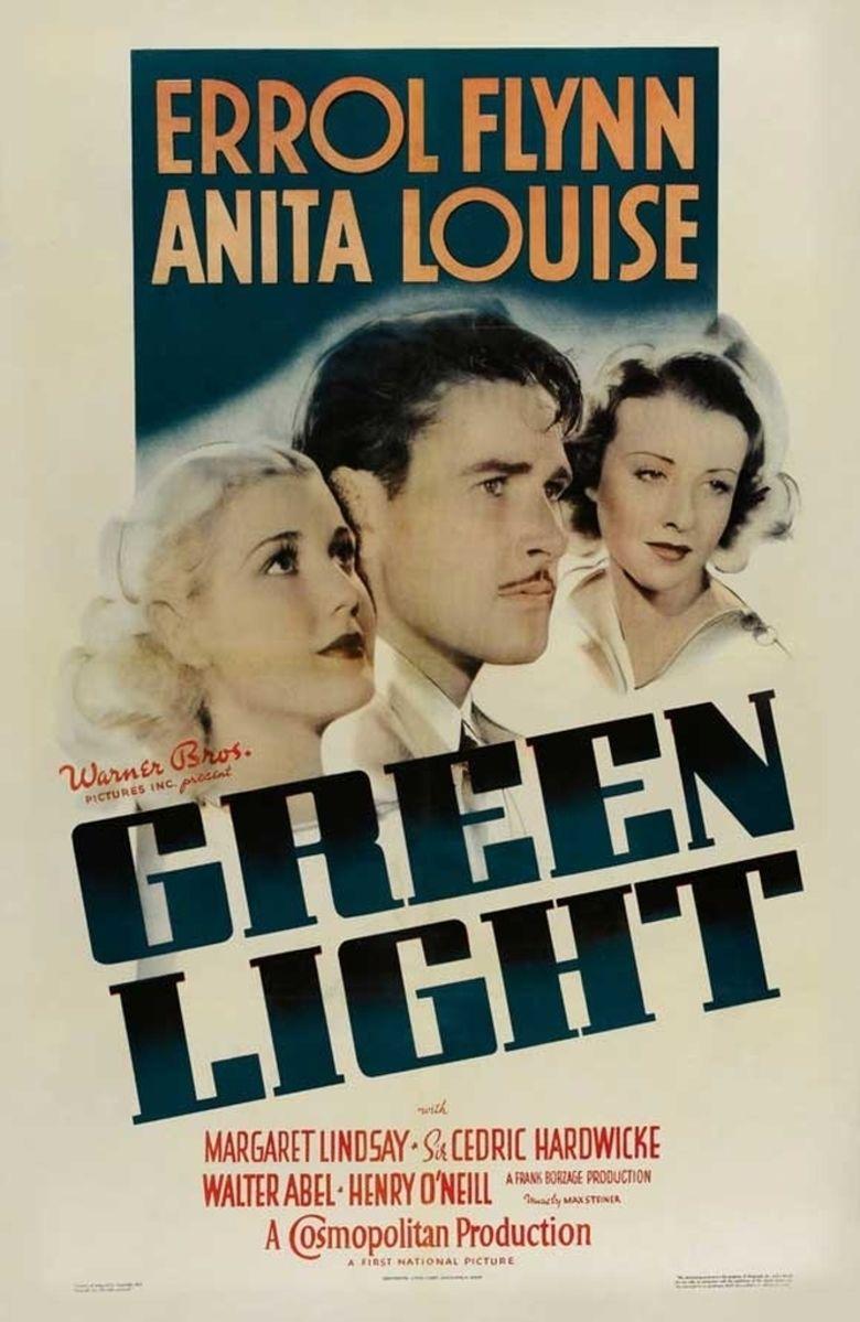Green Light (1937 film) movie poster