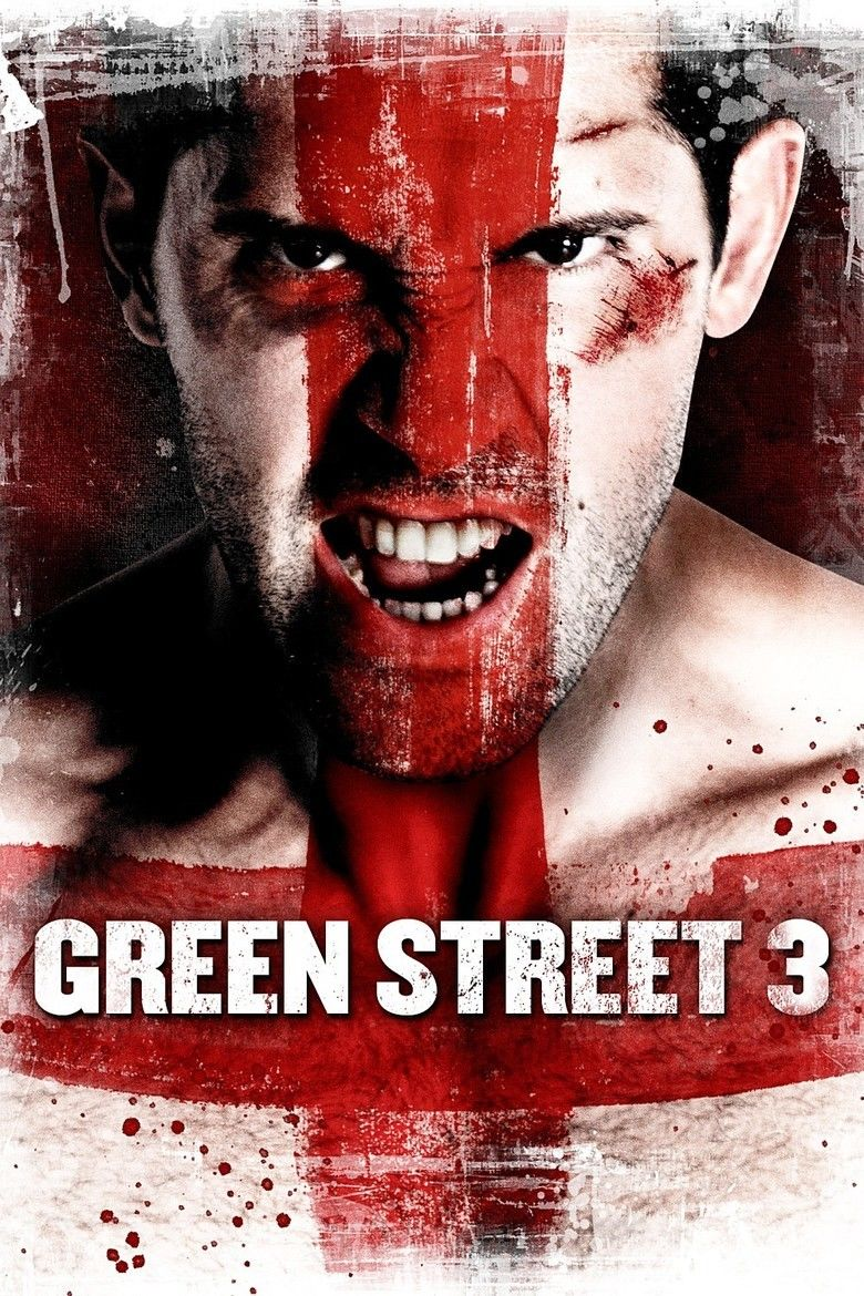 Green Street 3: Never Back Down movie poster