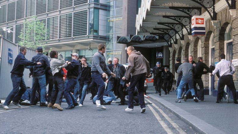 Green Street movie scenes