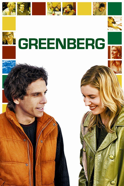 Greenberg (film) movie poster
