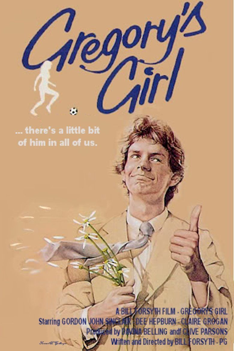 Gregorys Girl movie poster
