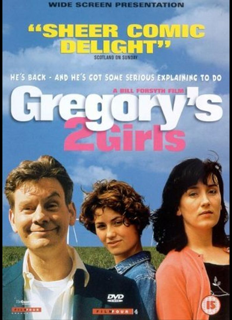 Gregorys Two Girls movie poster