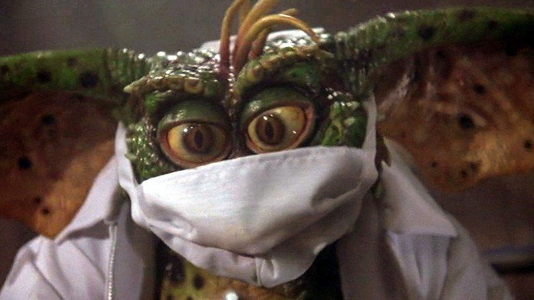 Gremlins 2: The New Batch movie scenes