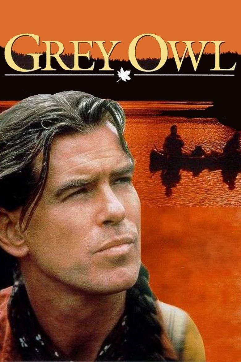 Grey Owl (film) movie poster
