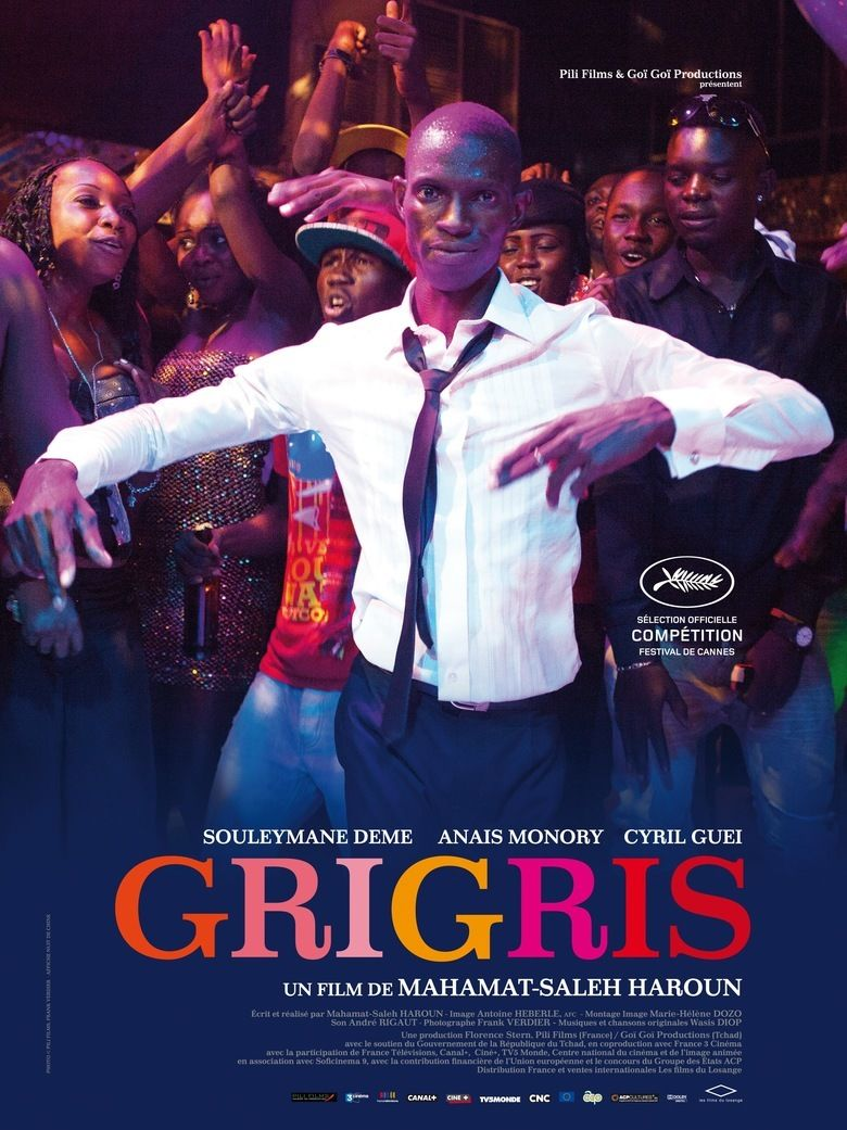 GriGris movie poster