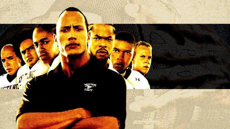 Gridiron Gang movie scenes