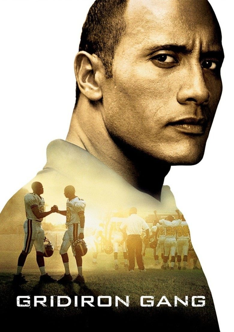 Gridiron Gang movie poster