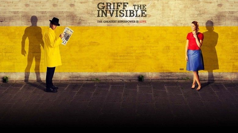 Griff the Invisible movie scenes