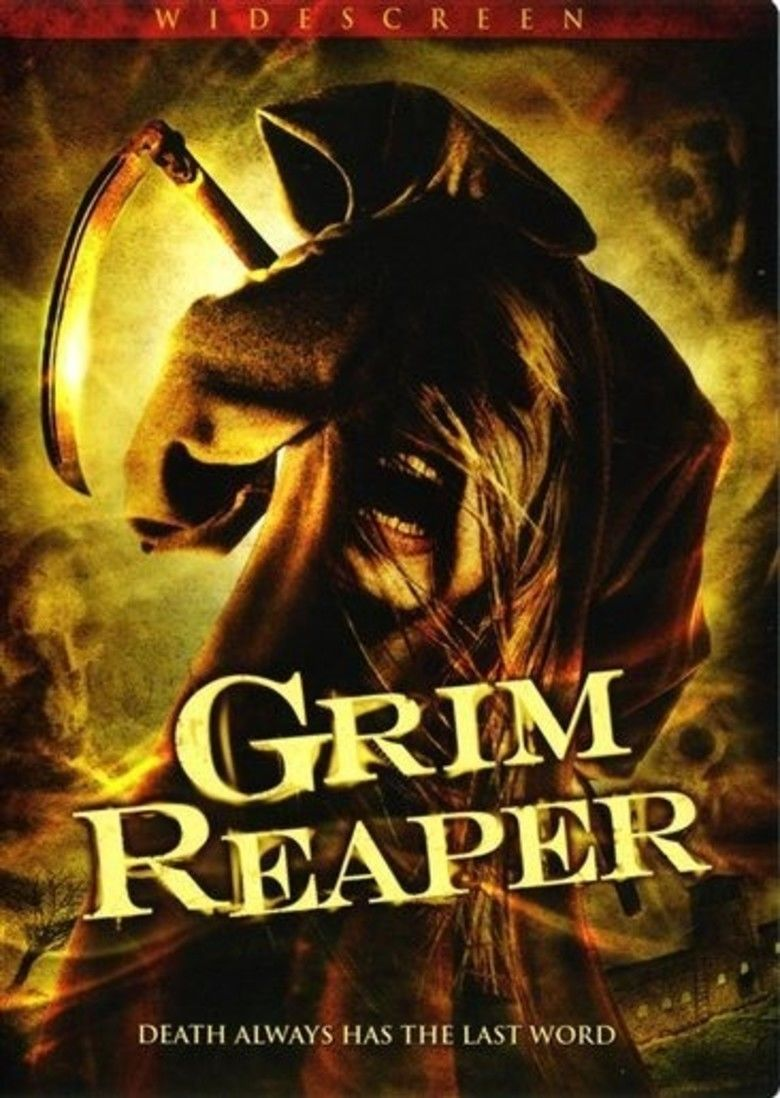 Grim Reaper (film) movie poster