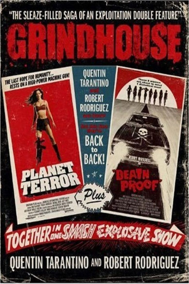 Grindhouse (film) movie poster