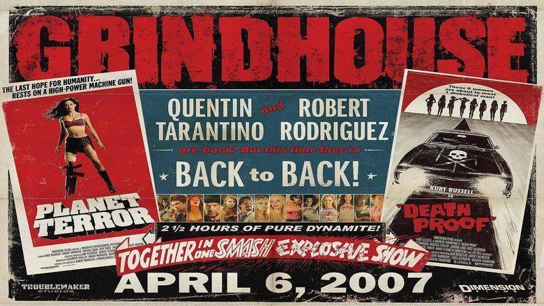 Grindhouse (film) movie scenes