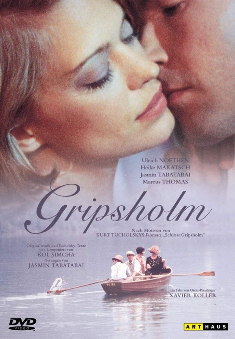 Gripsholm (film) movie poster
