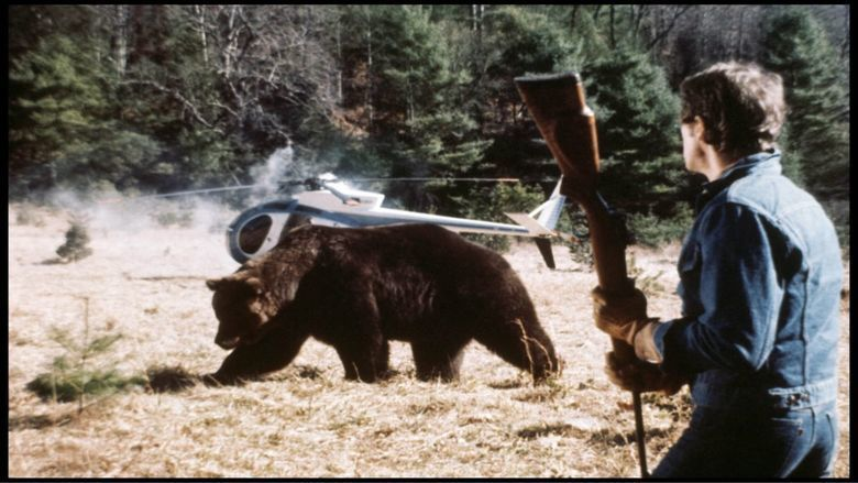 Grizzly (1976 film) movie scenes